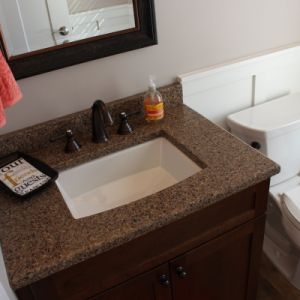 Hanstone Bathroom Vanity